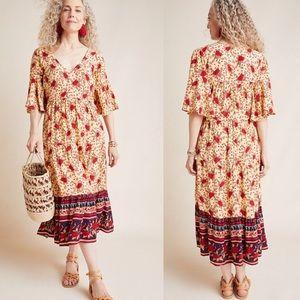NWT Anthropologie Faithfull Brand Melia Dress